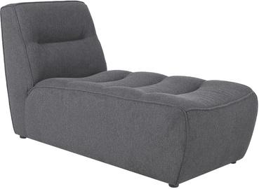 Home4you Freddy Modular Sofa Long Part Grey