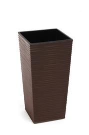 Lillepott Dluto 30x30x57cm, pruun