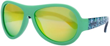 Shadez Designer Leaf Print Junior Green