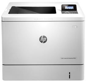 Laserprinter HP Enterprise M553dn, värviline