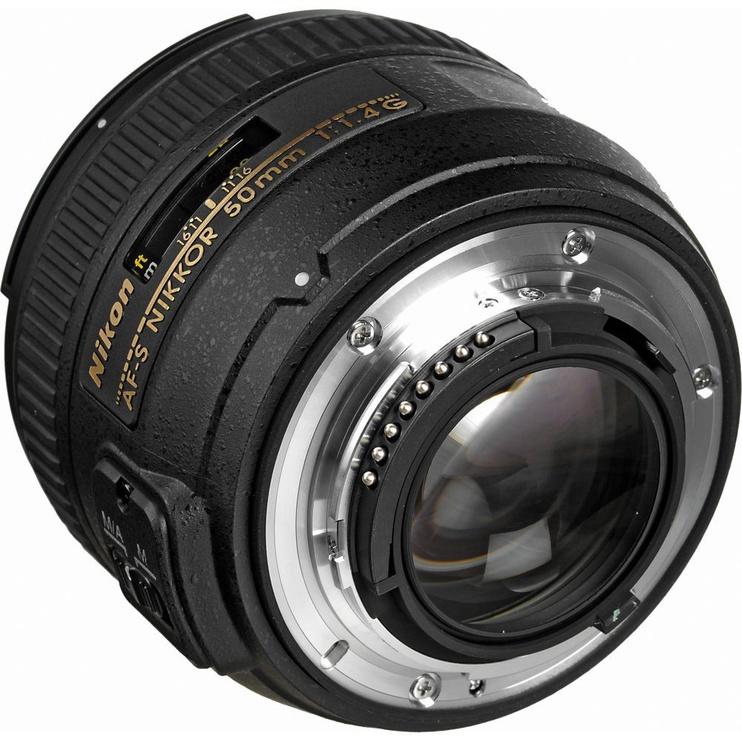 Nikon AF-S Nikkor 50/1.4 G