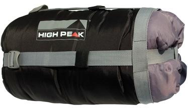 Magamiskott High Peak Compression Packsack M Black, 37 cm