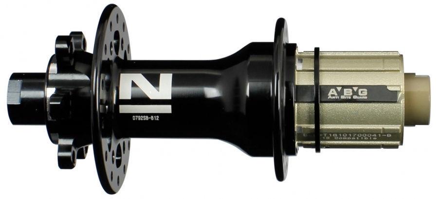Novatec D792SB-B12-A4A-ABG 11 Speed 28H Black