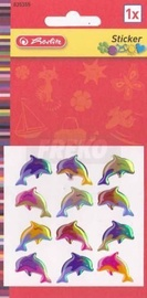 Herlitz Stickers Dolphins Assortment