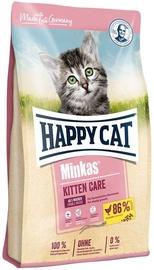 Happy Cat Minkas Kitten Care Dry Food w/ Poultry 500g
