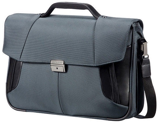 "Samsonite XBR 2 Briefcase 15.6"" Grey"