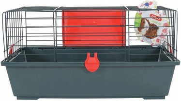 Zolux Classic 58 Cage Grey/Red