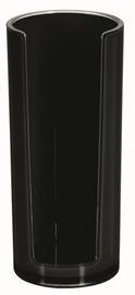 Spirella Sydney Acrylic Box For Cotton Black
