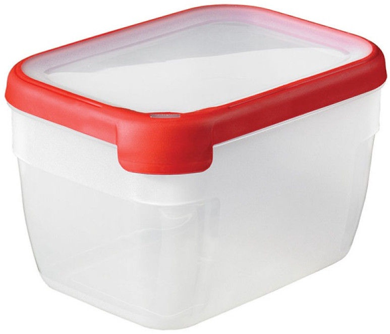 Curver Food Container Rectangle 0,75L Grand Chef Red