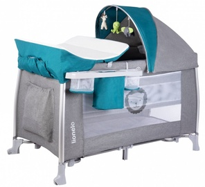 Lionelo Simon Travel Bed Ocean