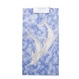 Vannitoavaip Delfiinid 80x50 cm