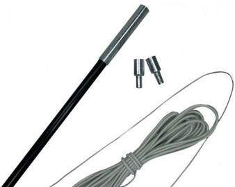 Eurotrail Fiberglass Pole Set 8.5mm 350/400cm
