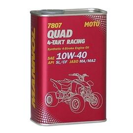 Mootoriõli Mannol Quad 4-takt Racing, 1L