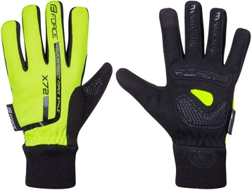 Force Kid X72 Full Gloves Yellow Black M