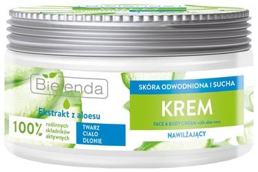 Bielenda Face Body & Hands Cream With Aloe Vera 200ml