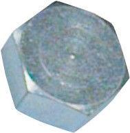 "Raccorfer Steel Cap with Internal Thread Zinc 1/2"""
