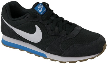 Nike Running Shoes Md Runner Gs 807316-007 Black 36.5