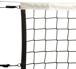 Domeks Popular Volleyball Net Black