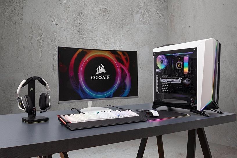 Corsair Vengeance RGB Pro White 64GB 3000MHz CL15 DDR4 KIT OF 8 CMW64GX4M8C3000C15W