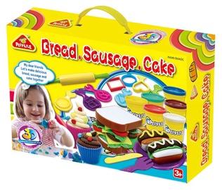 Mängukomplekt Peipeile Bread Sausage Cake 3245A