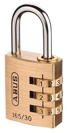 Abus 165/30C Keypad Hanged Lock 32x65mm