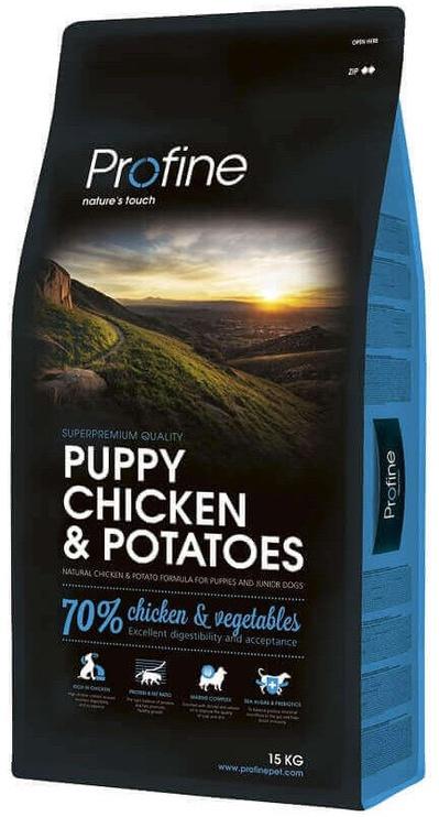 Profine Dog Puppy Chicken & Potatoes 15kg