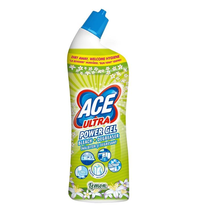 Ace Ultra Power, Lemon 750 ml