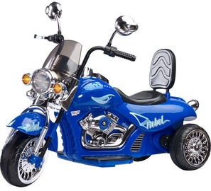 Toyz Rebel Motorcycle Blue
