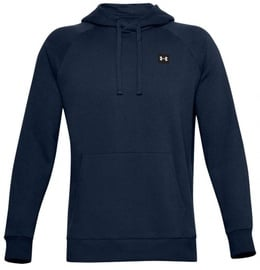 Under Armour Mens Rival Fleece Hoodie 1357092-408 Blue S