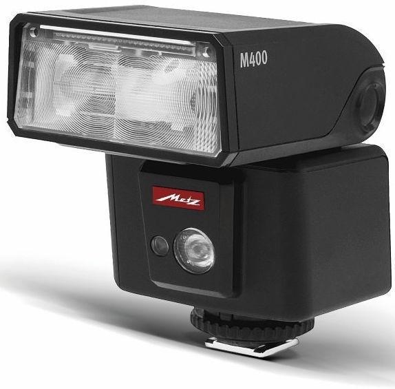 Metz Mecablitz M400 Flash For Fuji