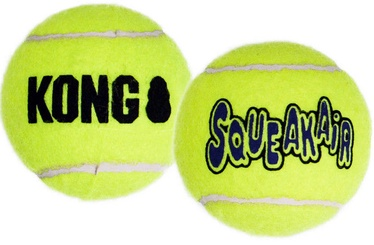 Kong Air Kong Squeaker Tennis Ball Extra Small 3pcs
