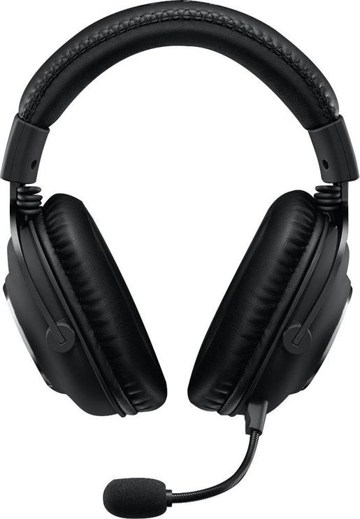 Logitech G Pro Over-Ear Gaming Headset Black
