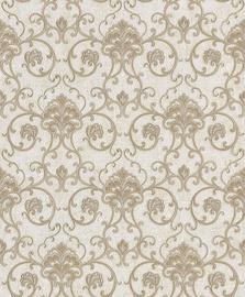 Domoletti Clasic Wallpaper MI128801 Gold/White