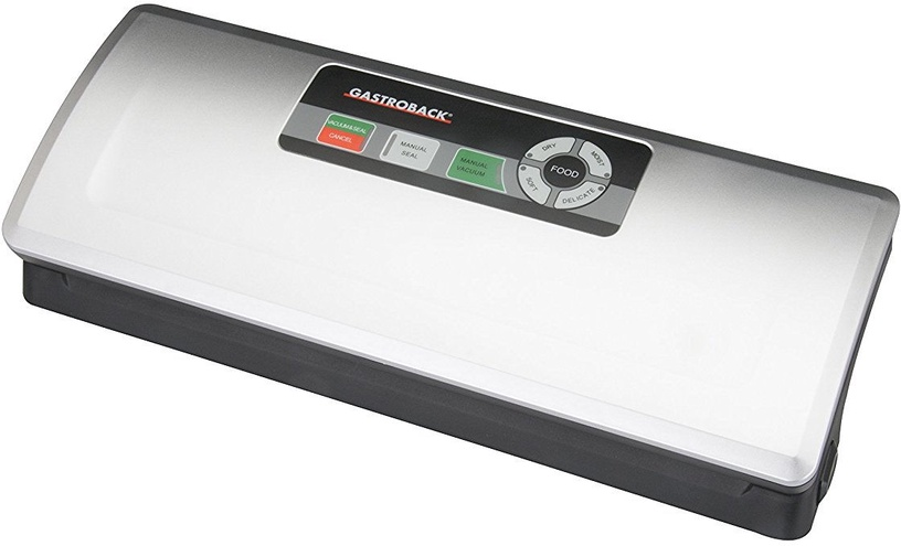 Vaakumpakendaja Gastroback Design Plus 46008