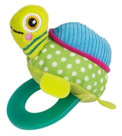 Oops Teething Toy Turtle Colorful