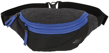 4F Waist Bag H4L19 AKB003 Black/Blue