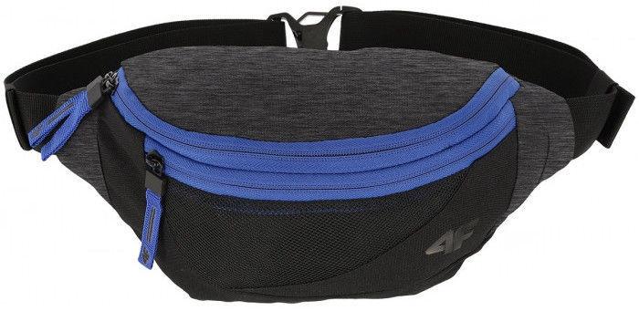 4F Waist Bag H4L19 AKB003 Black/Blue