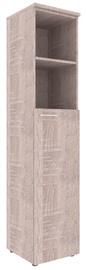 Skyland Xten Office Cabinet XHC 42.6 Sonoma Oak