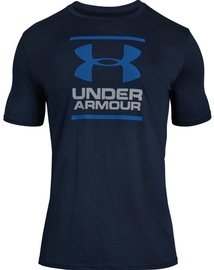 Under Armour GL Foundation T-Shirt 1326849-408 Dark Blue XL