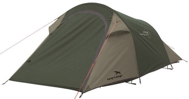 Kahekohaline telk Easy Camp Energy 200, roheline