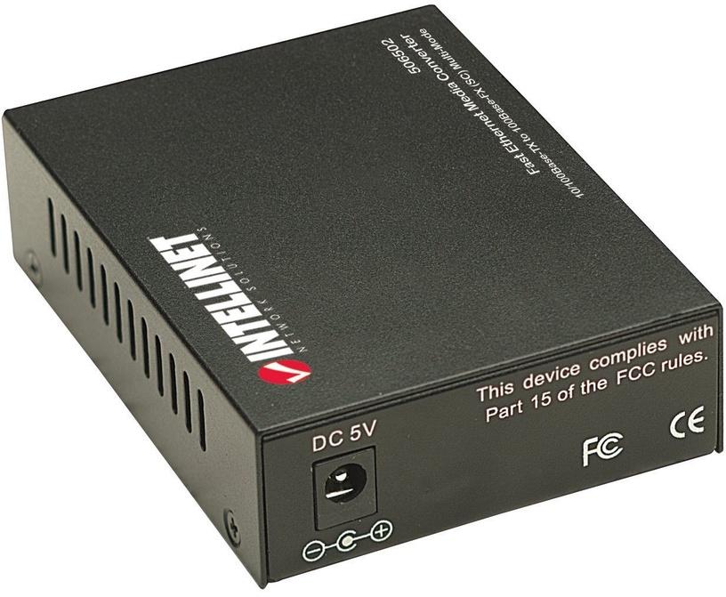 Intellinet Media Converter 506502