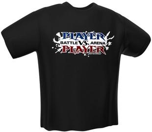 GamersWear PVP Arena T-Shirt Black L