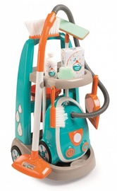 Smoby Cleaning Trolley With Vacuum Cleaner