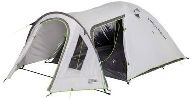 4-местная палатка High Peak Kira 4 10373, серый