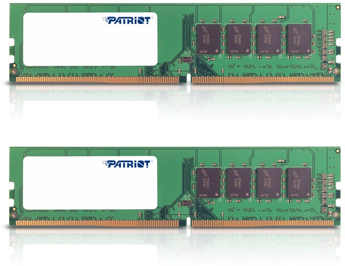 Patriot Signature Line 16GB 2400MHz CL15 DDR4 KIT OF 2 PSD416G2400K