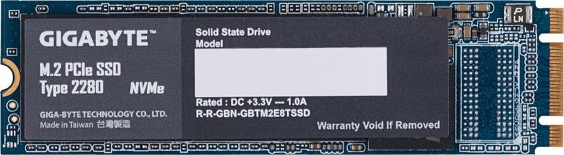 Gigabyte GP-GSM2 M.2 SSD 128GB