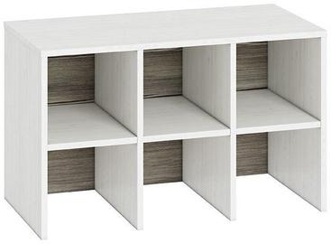 ML Meble Shoe Shelf Blanco 22