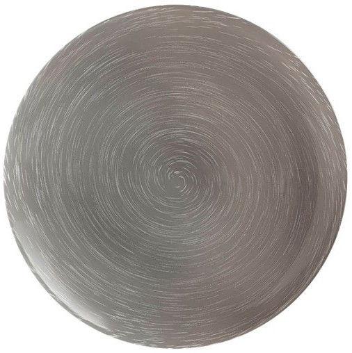 Luminarc Stonemania Dinner Plate 25cm Grey