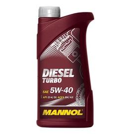 Mootoriõli Mannol Diisel Turbo 5W/40 1L