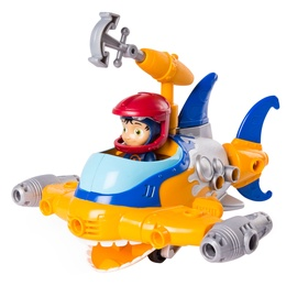 Nickelodeon Rusty Rivets Rivert Shark 6044252